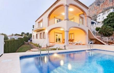 Villa-Villetta-Casa Rurale occasioni in Javea-Alicante